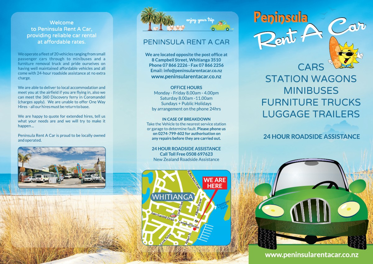 brochure design pricing - dreamland design brochure design print prices nz