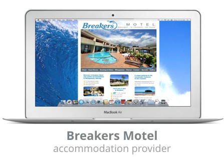 Breakers Motel Whangamata