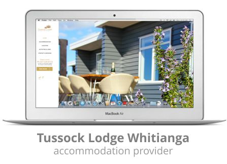 Tussock Lodge Whitianga