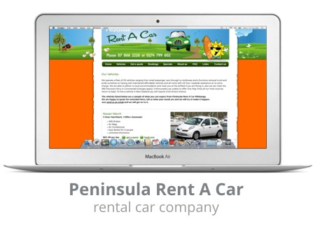 Peninsula Rent a Car