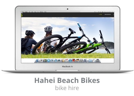 Hahei Beach Bikes hire