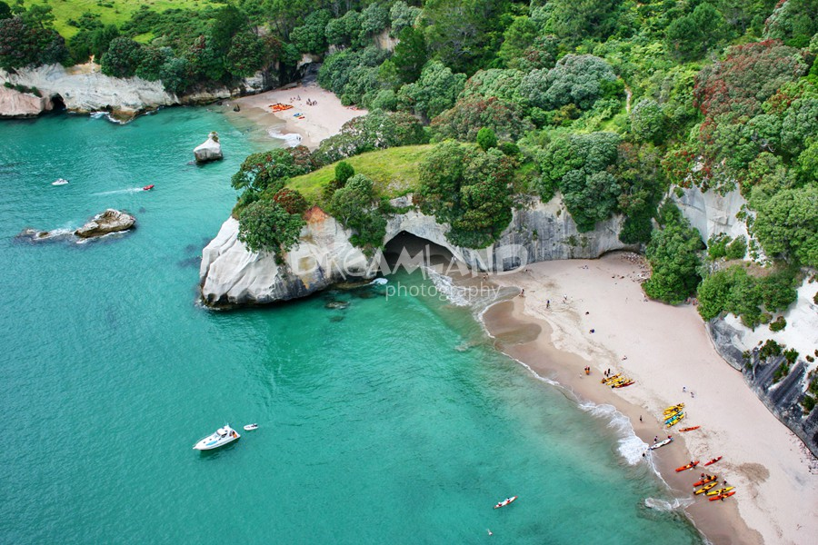cathedral cove photos for sale